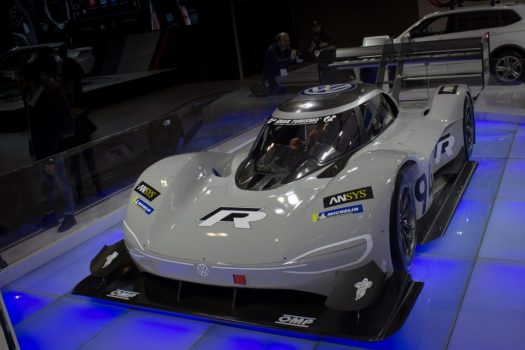 Canadian International Autoshow 2019 - Volkswagen I.D. R Pikes Peak