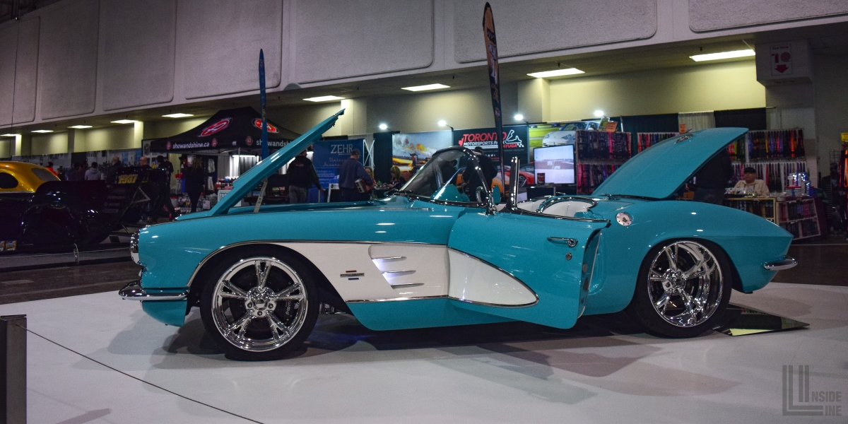 Motorama 2019 Grand Champion Pinty's Canadian Top Ten