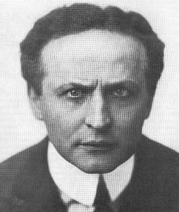 Inside Magic Image of Houdini