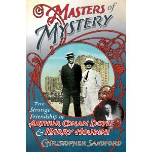 Inside Magic Image of Masters of Mystery Book Cover