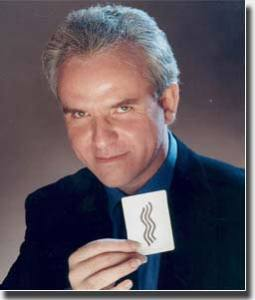 Inside Magic Image of Ian Rowland - Mindreader Magician and Lecturer