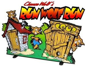 Inside Magic Image of Run Wolf Run for Sale on eBay this Evening
