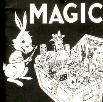 Inside Magic Image of Ed Mishell Drawing