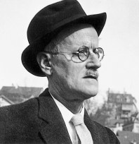 Inside Magic Image of James Joyce Magician