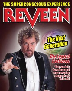 Inside Magic Image of Reveen The Next Generation