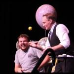 Magician John Cassidy