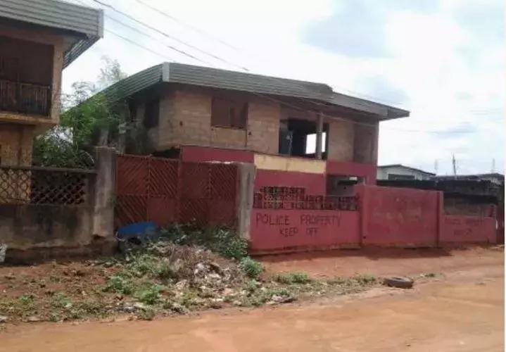 Drama as Police rent out station to Church in Ejigbo