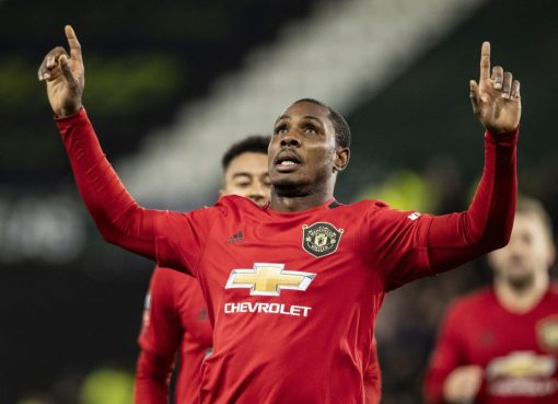 Ighalo Manchester
