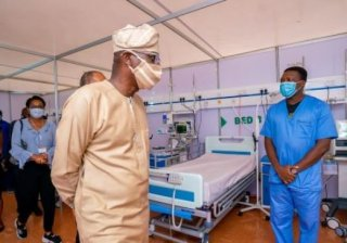 Sanwo-Olu shuts isolation centre