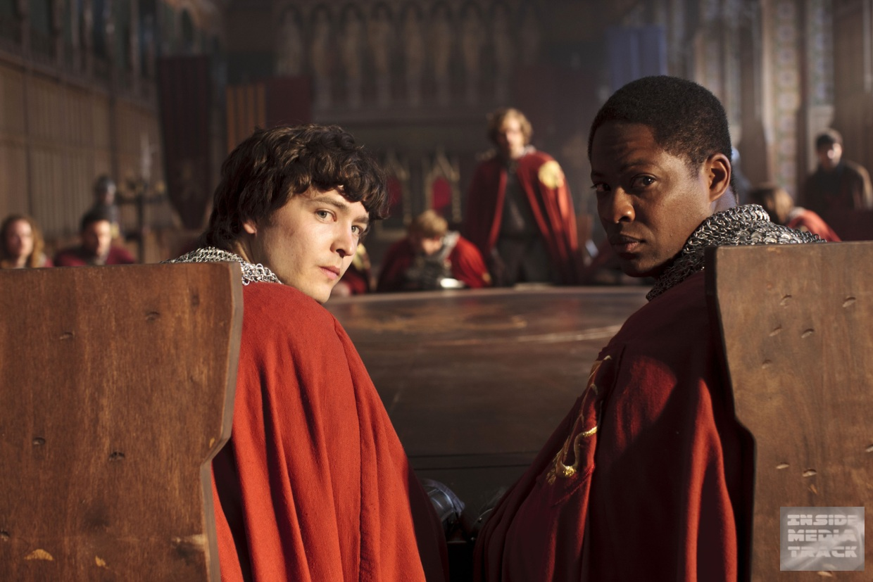 Merlin first look: Uther's Return - series 5 episode 3 ...