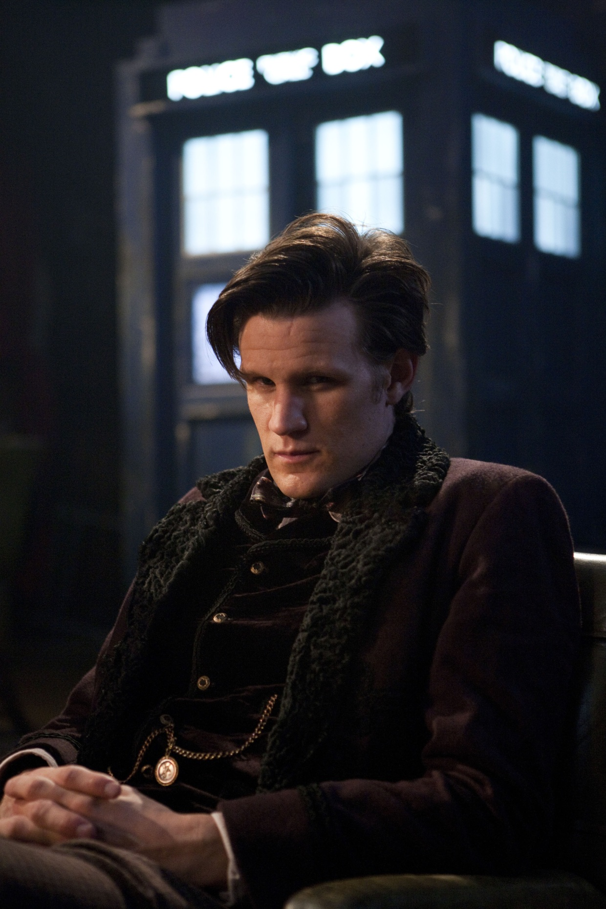 Doctor Who Christmas Special\': New BBC Pictures, Prequel and Trailer ...