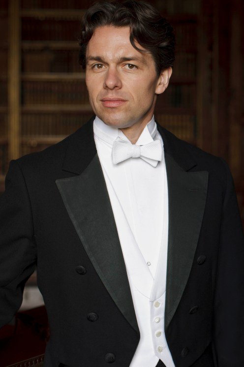 Julian Ovenden is Charles Blake