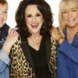 Sharon, Tracy and Dorien return […]