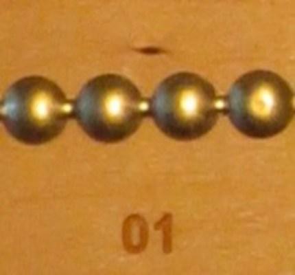 Gold 01 (=10 mm i diameter)