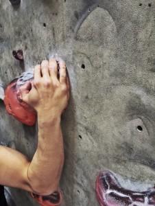 Klettern Boulderwelt