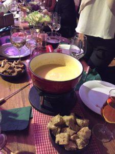 Fondie Cheese Käse Restaurant