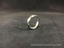 Titanium profiled ring