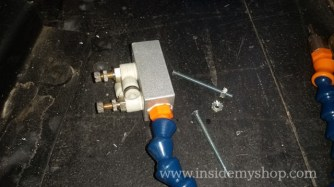 Make your own wet glass grinder