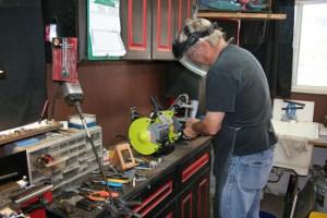 tool grinding