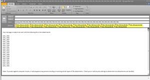 e-mail program