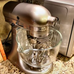 Silver Kitchen Aid Outdoor Accessories Sale Things I Love Volume 5 My New Kitchenaid Mixer From Pioneer Woman It S