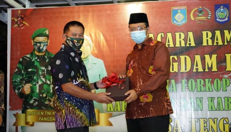 Pangdam IX/Udayana Apresiasi Kuatnya Toleransi Masyarakat NTB