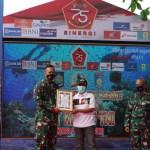 Lepas Tukik Dan Tanam Trumbu Karang Digelar Jelang HUT TNI Ke 75 Di NTB