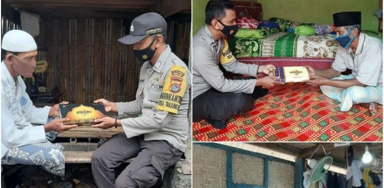 Kisah Persahabatan Polisi Desa dan Guru Ngaji