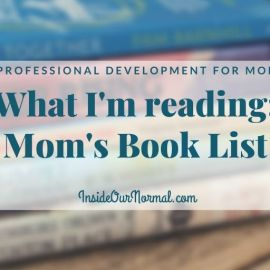 What I'm reading: Mom's Reading List