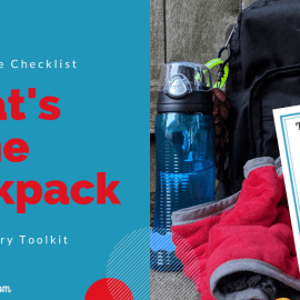Sensory BackpackToolkit Inside Our Normal.com