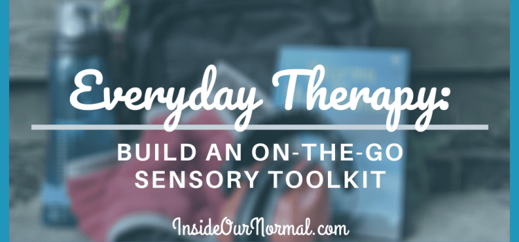 Everyday Therapy: On the Go Toolkit w/FREEBIE