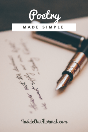 Poetry Made Simple by Inside Our Normal