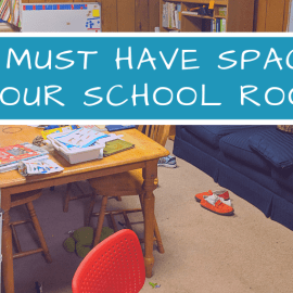 School Room Tour