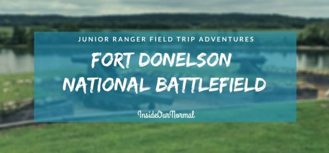Visiting Fort Donelson, TN