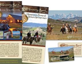 Goosewing Ranch print designs