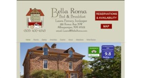 Previous Bella Roma Bed & Breakfast Website