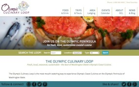 olympicculinaryloop.com new website in desktop resolution