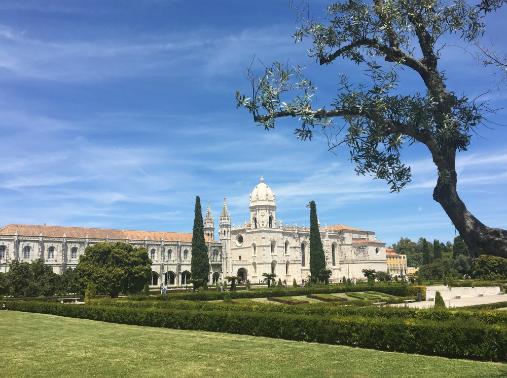 Belem Palace Lisbon