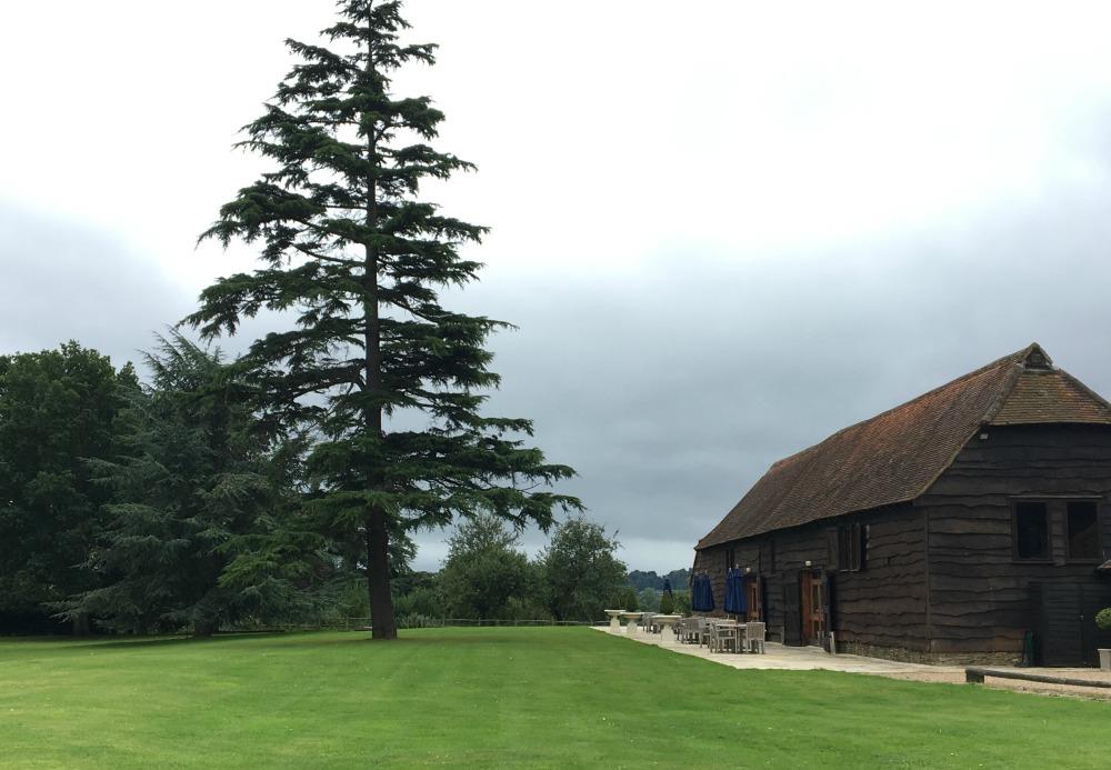 Loseley Park Tithe Barn