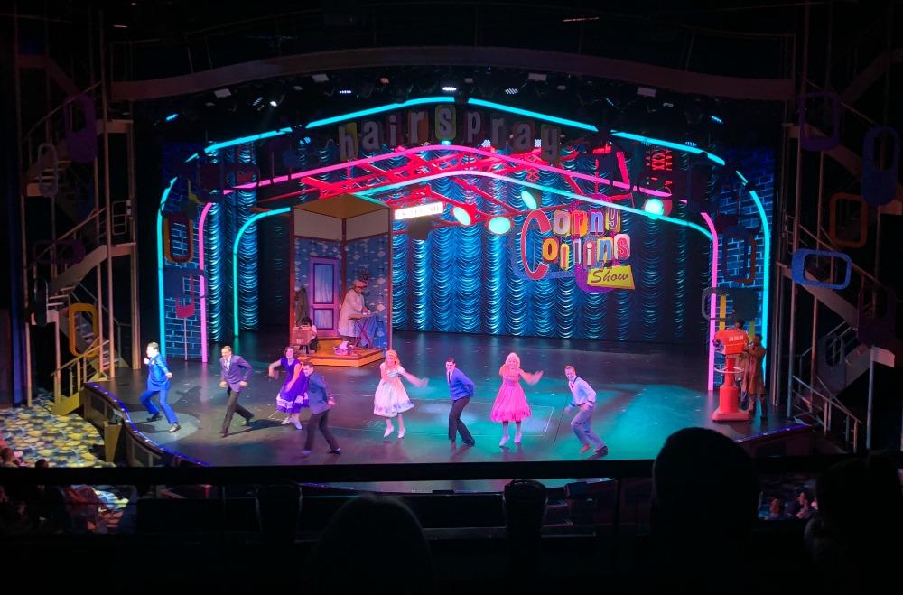 Symphony of the Seas, Hairspray