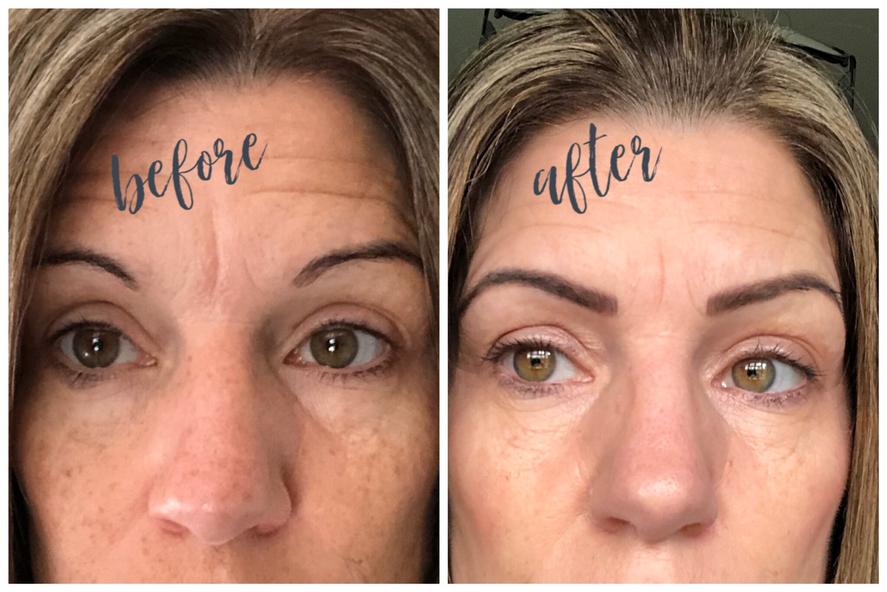 Eyebrow Microblading On Older Skin All You Need To Know Inside Outside Beyond