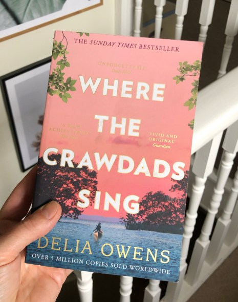 Where the Crawdads Sing Delia Owens