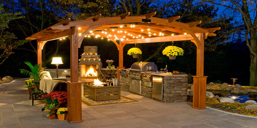 Pergolas In Lakewood Co Insideoutside Spaces