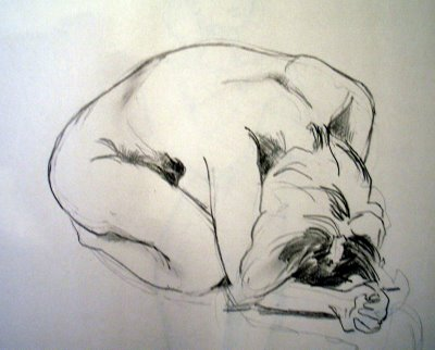 Oswestry Life Drawing Group  Inside Out Art Group
