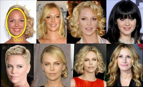 Best Hairstyles For Your Face Shape Oval Face Shape