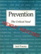 Book cover for Prevention: The Critical Need by Jack Pransky