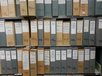 Alexander Library of Ornithology: Snapshot of collection by bird species