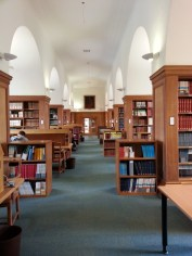 Radcliffe Science Library: Level 8