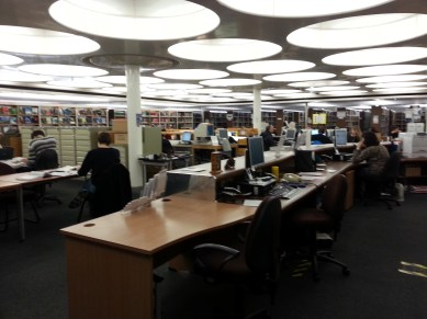 Radcliffe Science Library: The Lankester Room