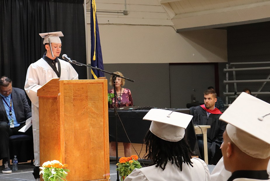 MacLaren graduation